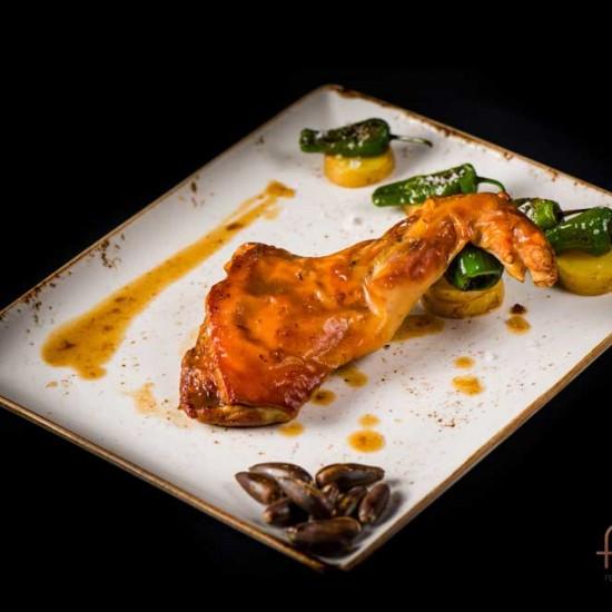 Descubre los platos del Restaurante Fierro