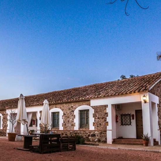 Hotel rural cerca de Córdoba