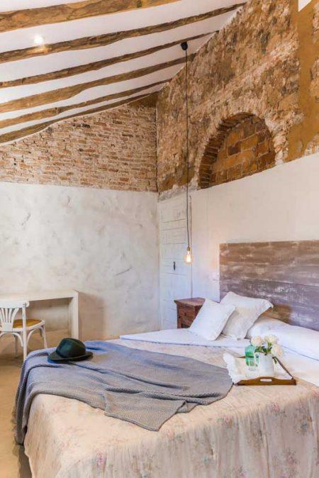 Habitación para disfrutar en pareja en Villaharta