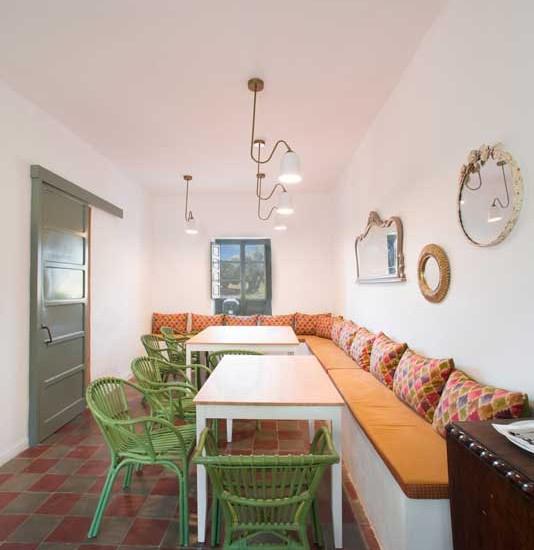 Apartamentos en familia en Villaharta