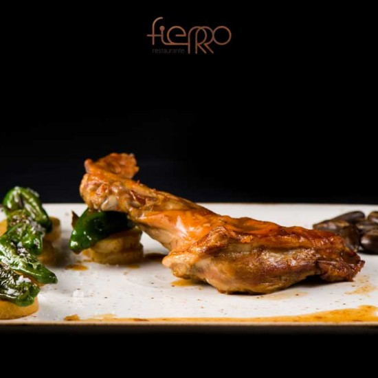 La mejor carne en Restaurante Fierro