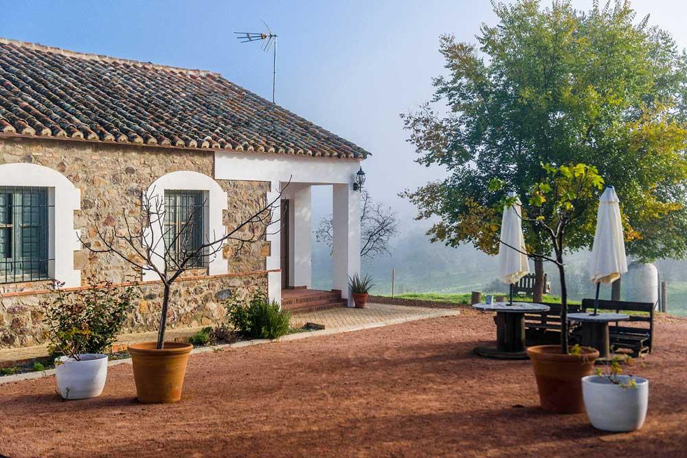 Villaharta y su entorno