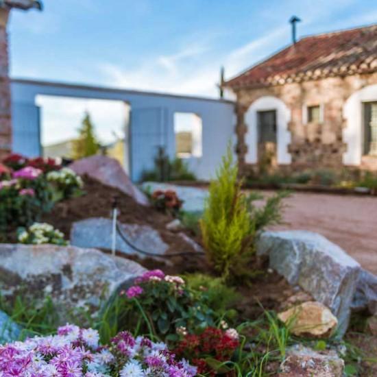 Villaharta y sus flores