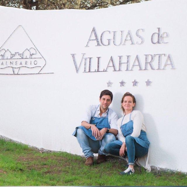 Bienvenidos a Aguas de Villaharta